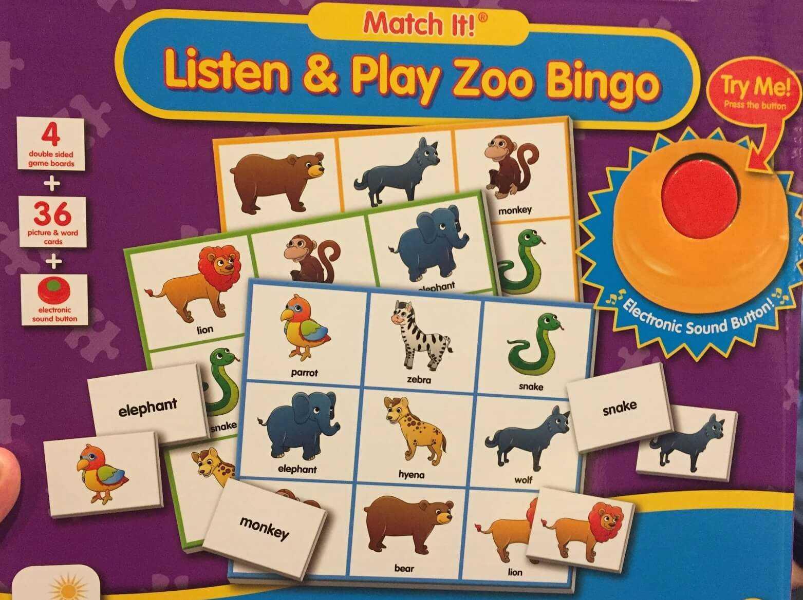 các dạng trò chơi bingo biến tấu