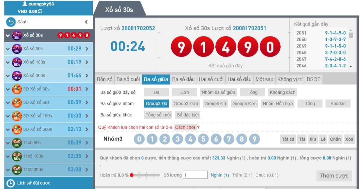 loto online tại nhà cái w88