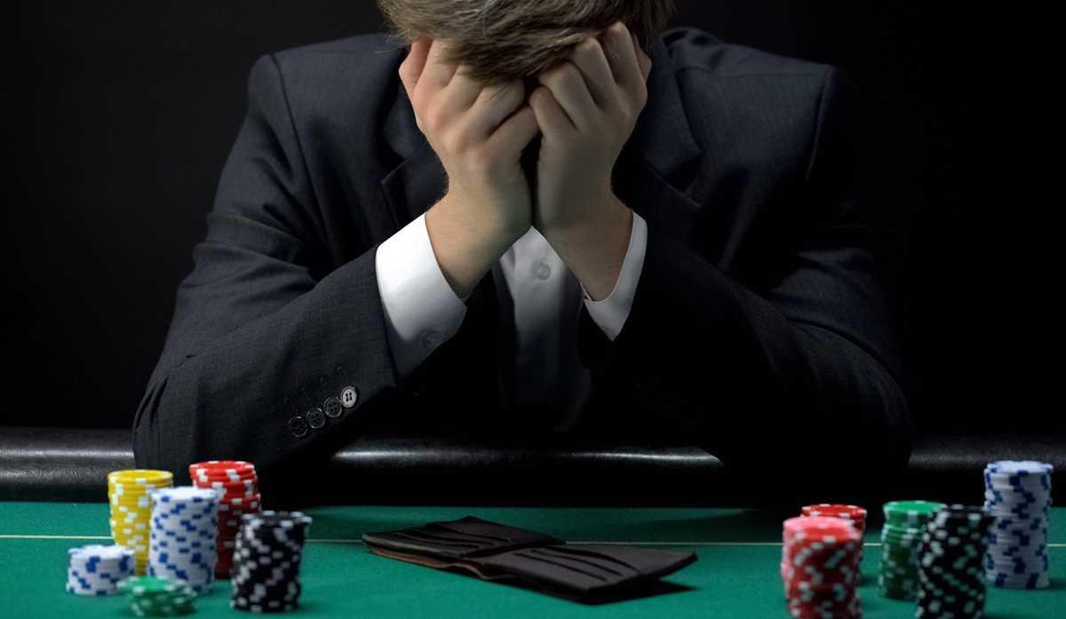 vận đen khi chơi cờ bạc ảnh hưởng như thế nào