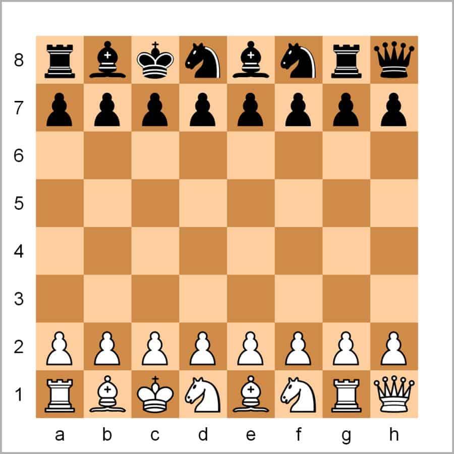 cờ 960 biến thể cờ vua
