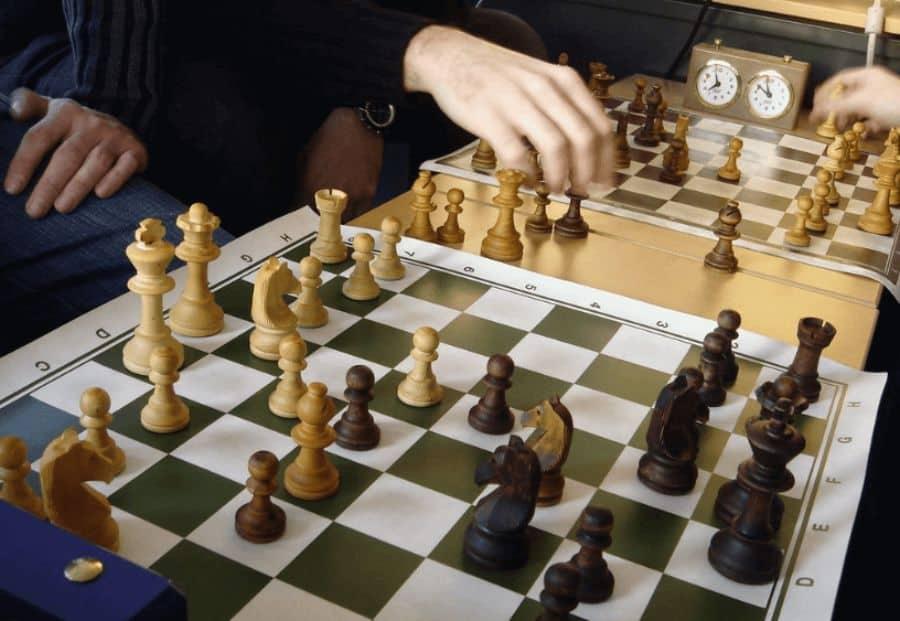 cờ đặt biến thể cờ vua