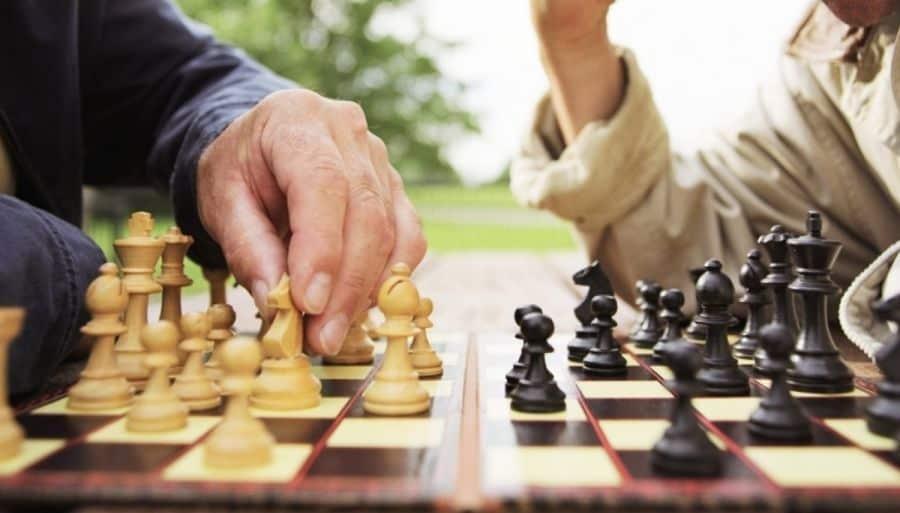 kinh nghiệm chơi cờ vua