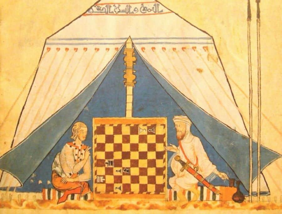 lịch sử cờ vua