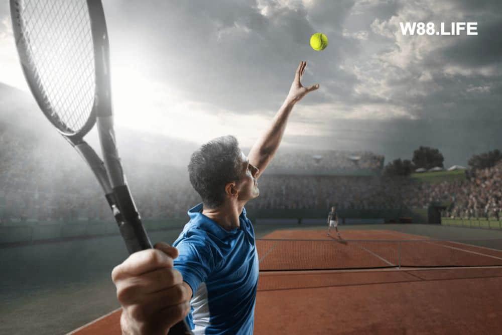 kinh nghiệm chơi cá cược tennis quần vợt