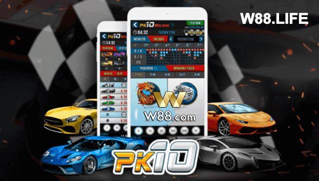 mẹo chơi đua xe online w88