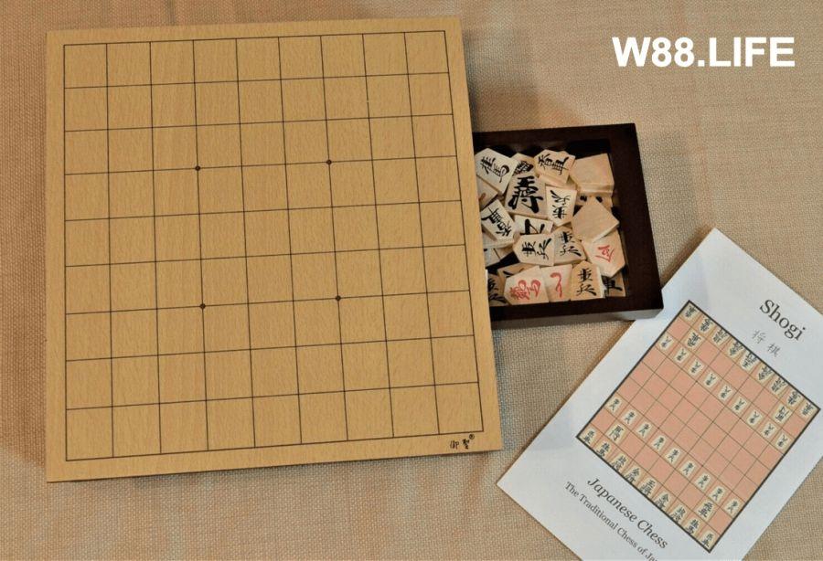 bàn cờ shogi