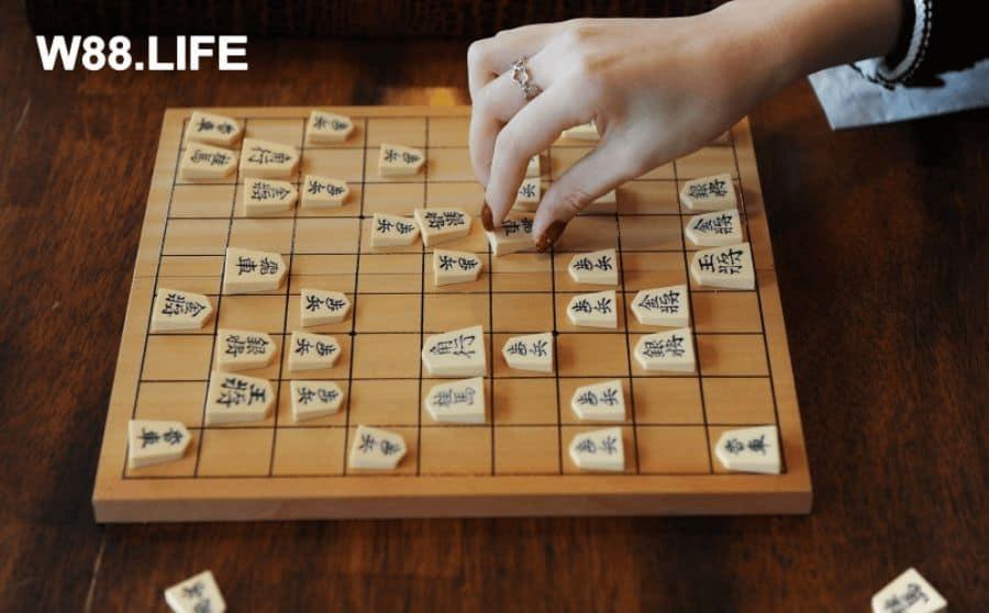 cách chơi cờ shogi online