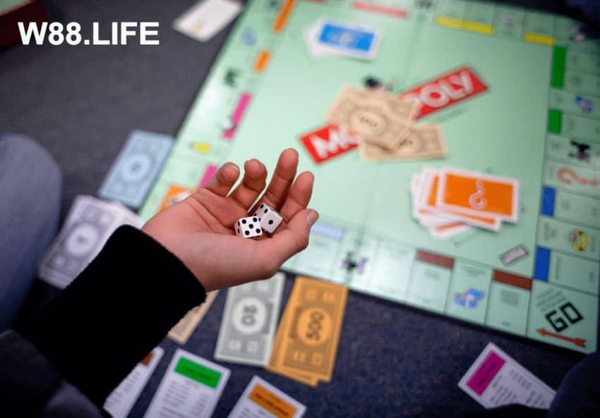 cách chơi cờ tỷ phú monopoly