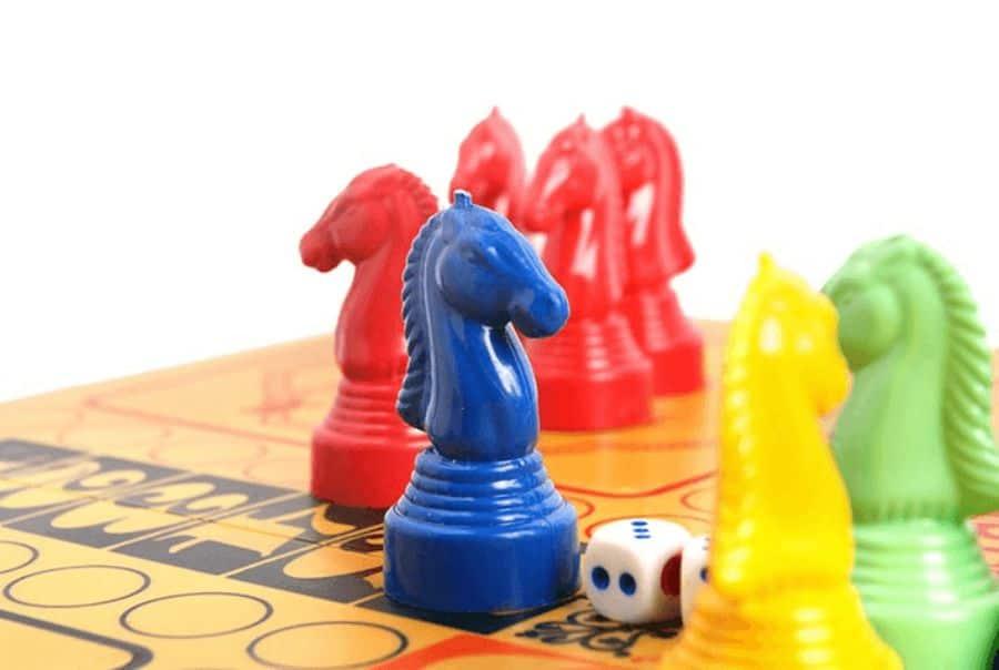 cách chơi game cờ cá ngựa
