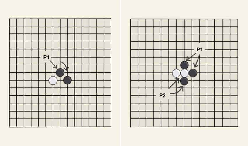 luật chơi cờ caro swap 2