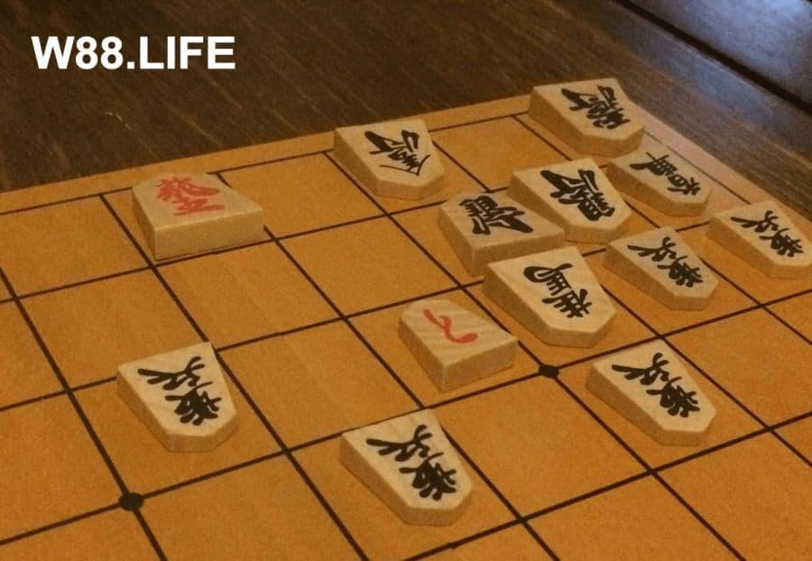 luật chơi cờ shogi