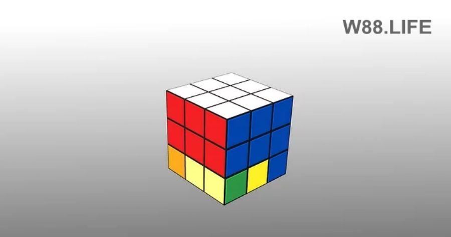 cách giải rubik 3x3 tầng 2