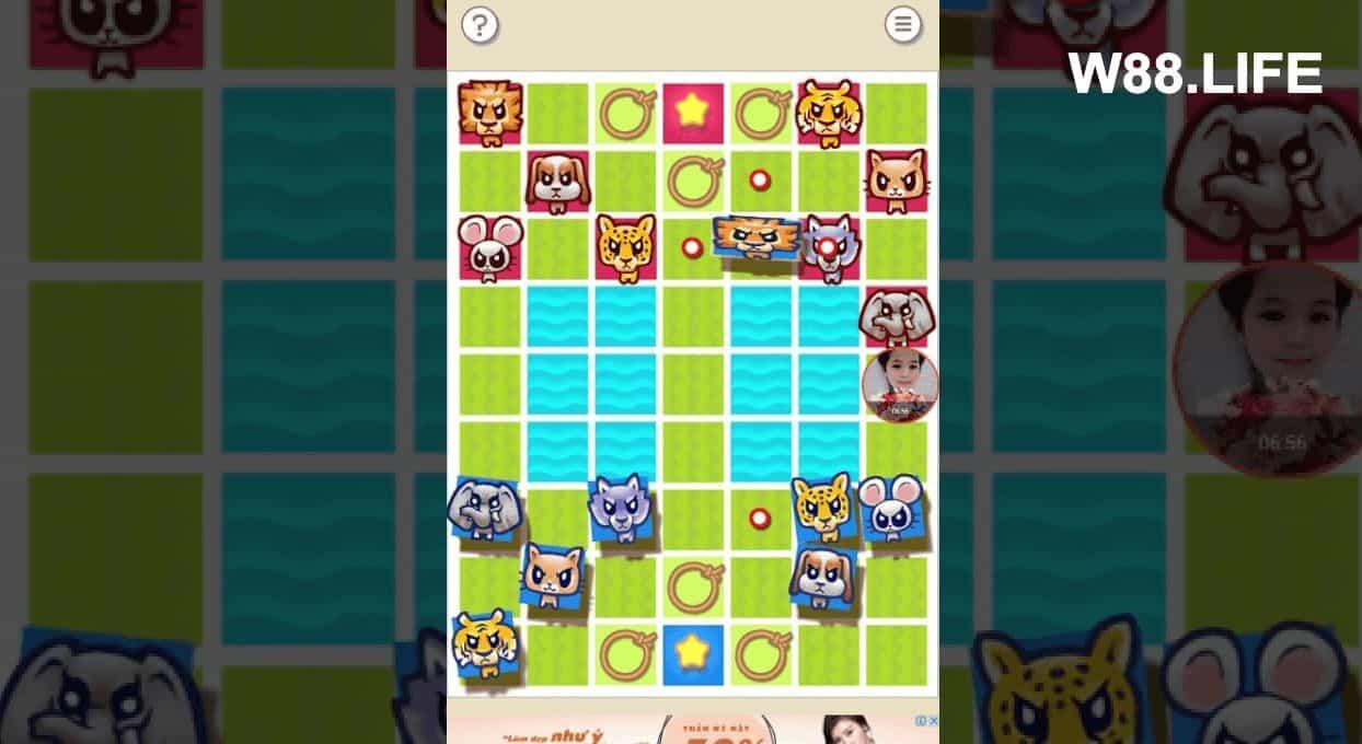 mẹo chơi cờ thú online