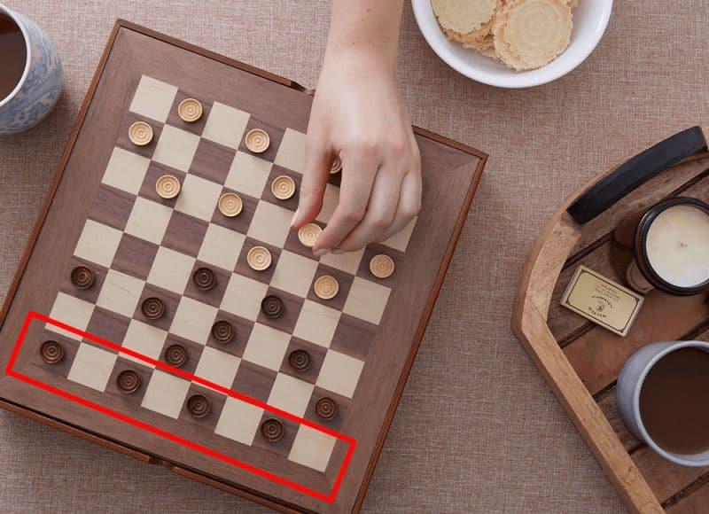 hướng dẫn chơi game cờ đam