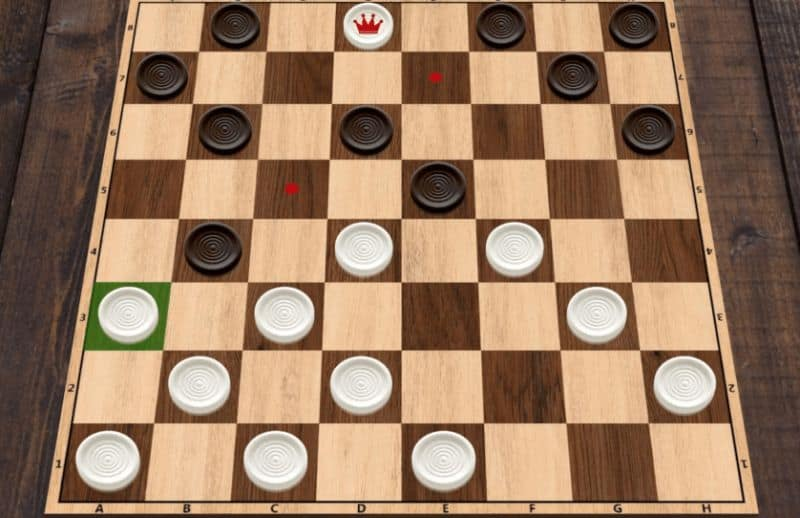 kinh nghiệm chơi cờ đam