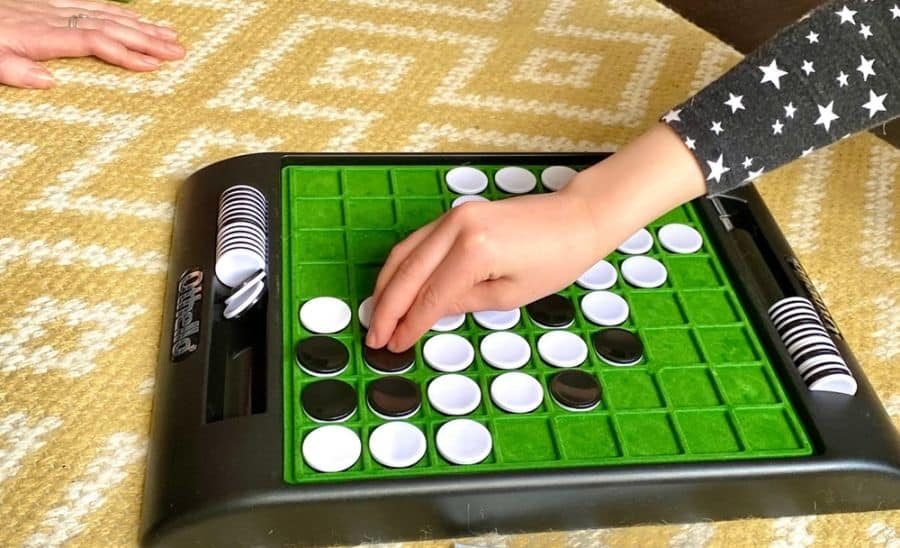 kinh nghiệm chơi cờ lật othello
