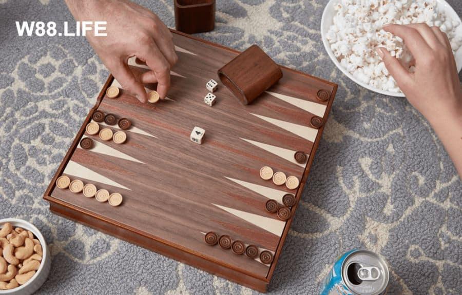 kinh nghiệm chơi game backgammon