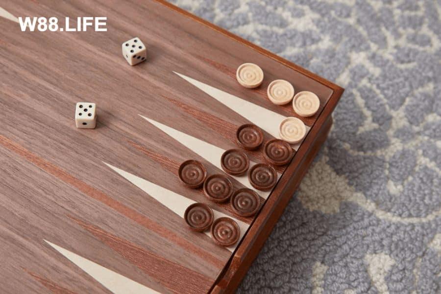 luật chơi backgammon rules