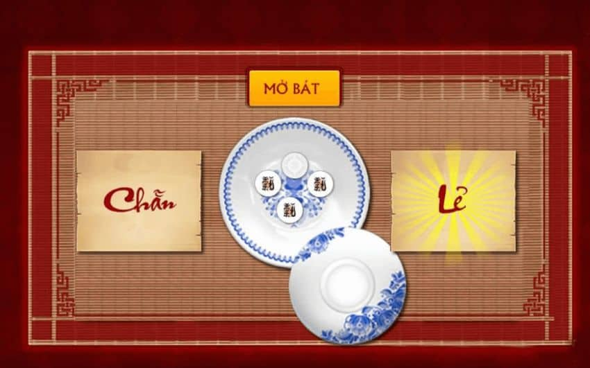 luật chơi xóc đĩa