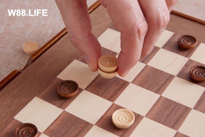 mẹo chơi cờ đam online