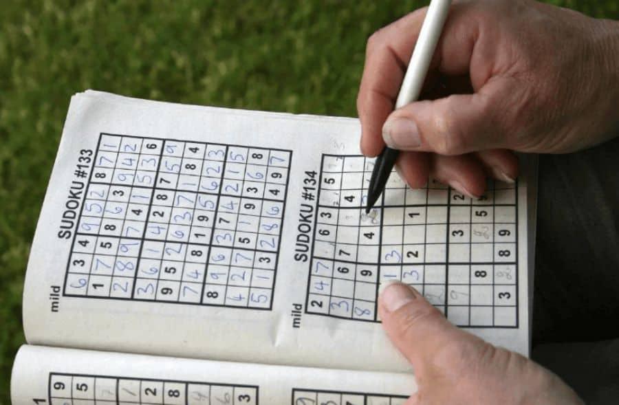 mẹo chơi game sudoku
