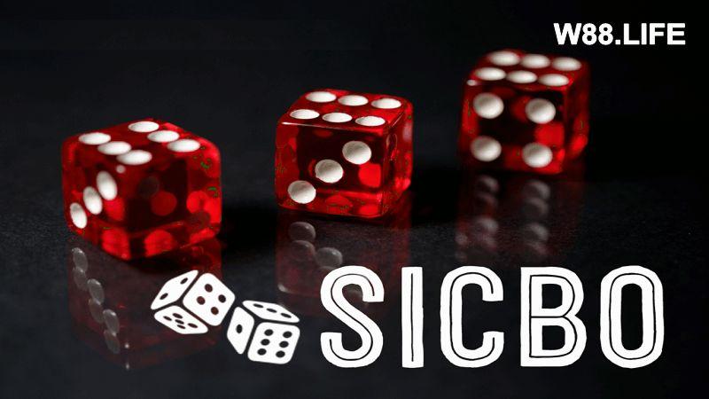 Sicbo là gì? Hướng dẫn chơi Tài Xỉu Sicbo online đơn giản tại W88
